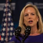 Kirstjen Nielsen: Walking a tightrope working for Trump