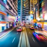 Six bright ideas that are changing city driving