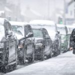UK weather: Met office warn of weekend SNOW after two inches of rain tomorrow