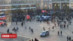 YouTube face-off: Berlin police break up mass brawl