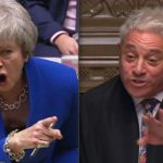 BERCOW BREXIT ALARM: Speaker allows vote tomorrow but only on a part of PM May's deal