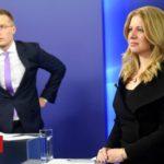 Slovakia: Zuzana Caputova front runner in presidential election