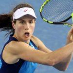 Johanna Konta: British number one wins opening match in China