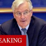Michael Barnier attacks Nigel Farage over Brexit: 'These people want to DESTROY the EU'