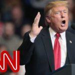 White House struggles to explain Trump's bizarre claim