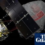 Japanese spacecraft 'bombs' asteroid in scientific mission