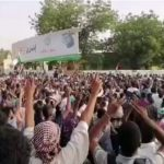 Sudan coup: Protesters defy curfew after military ousts Bashir