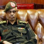 Sudan coup leader Awad Ibn Auf steps down