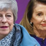 Brexit jeopardy: Nancy Pelosi issues THREAT to Theresa May over Brexit – 'No US-UK deal'