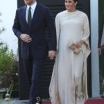 Meghan dazzles in Dior as she and Prince Harry attend banquet in Morocco
