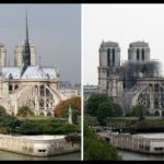 Notre Dame fire Cathedral saved within crucial half hour.