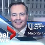 Alberta election: United Conservative Party wins majority government