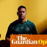 Israel Folau finds few friends and now faces a lifestyle choice of his own