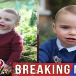 Royal Az – 1-Year-Old Prince Louis Shows Off His First Two Teeth in New Birthday Photos (Taken by M