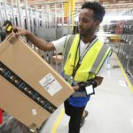 Amazon posts fourth quarter of record profit