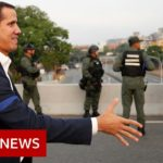 Venezuela's Guaidó appeals to military 'at air force base'
