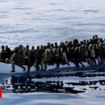 Dozens drown as migrant boat capsizes off Tunisia