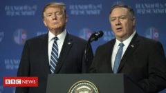 Trump to clear $8bn Saudi weapons sale over Iran tensions