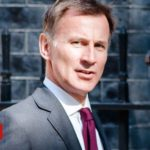 Tory leadership contest: Jeremy Hunt warns against no-deal Brexit 'suicide'