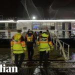 Tourist boat capsizes on Danube, several dead