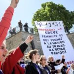Swiss women strike for more money, time and respect