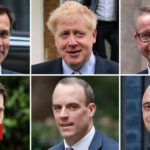 Tory leadership hopefuls to face second vote