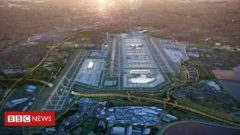 Heathrow reveals expansion 'masterplan'