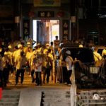 Hong Kong protests: Armed mob storms Yuen Long station