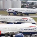 British Airways pilots begin two-day strike over pay