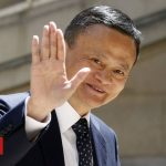 Jack Ma: Alibaba begins new era as founder departs