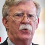 John Bolton: Trump's national security adviser is out