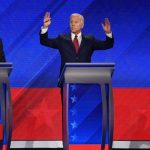Democratic debate: Biden, Warren and Sanders spar over healthcare