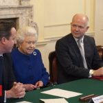 Cameron 'sought Queen's help' over Scottish independence