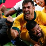 Wallabies fight back to win opening World Cup match