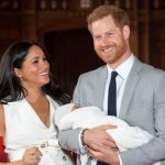Duke and Duchess of Sussex begin Africa tour with baby Archie