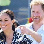 Prince Harry & Meghan Break Royal Protocol with Cute PDA on South Africa Tour?