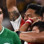 Japan 19-12 Ireland: Dazzling display gives hosts shock victory