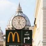 Controversial McDonald's opens in Vatican City amid cardinal protests