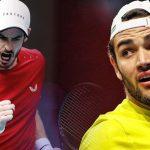 Andy Murray beats US Open semi-finalist Matteo Berrettini in biggest win since return