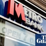 Metro Bank founder to quit board amid fallout from accounting error