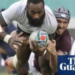 Semi Radradra stars as Fiji find their feet at Rugby World Cup to thrash Georgia