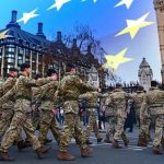 EU Army outrage as British troops risk being forced into EU defence force after Brexit