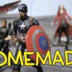 Captain America: Civil War – Homemade Shot for Shot