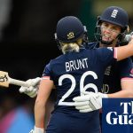 'We knew it was right': cricketers Nat Sciver and Katherine Brunt get engaged