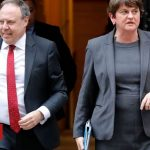 DUP \'unable\' to vote for new Brexit deal