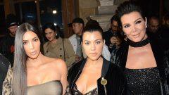 Kris Jenner Fears A Massive Family Feud Between Kim & Kourtney: They 'Fight Dirty'