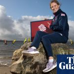 Hannah Mills: I don't wake up thinking about making sailing history in Tokyo