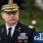 Army officer tells impeachment inquiry of gaps in Trump's Ukraine transcript
