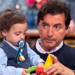 Jean-Christophe Novelli: TV chef's three-year-old son 'may never talk' after overcoming cancer