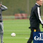 Unai Emery admits Granit Xhaka may have played his last game for Arsenal